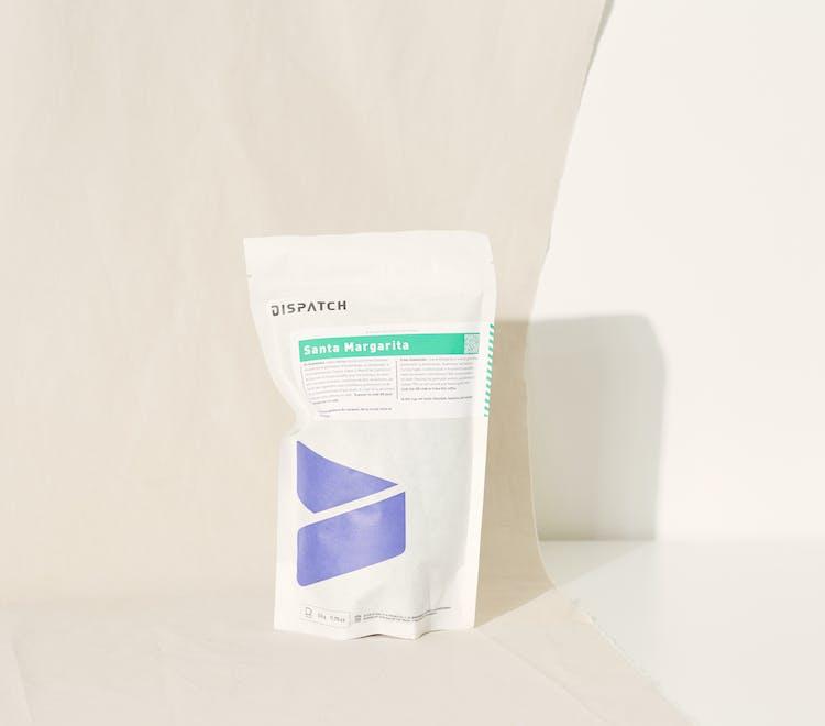 Santa Margarita Coffee bag