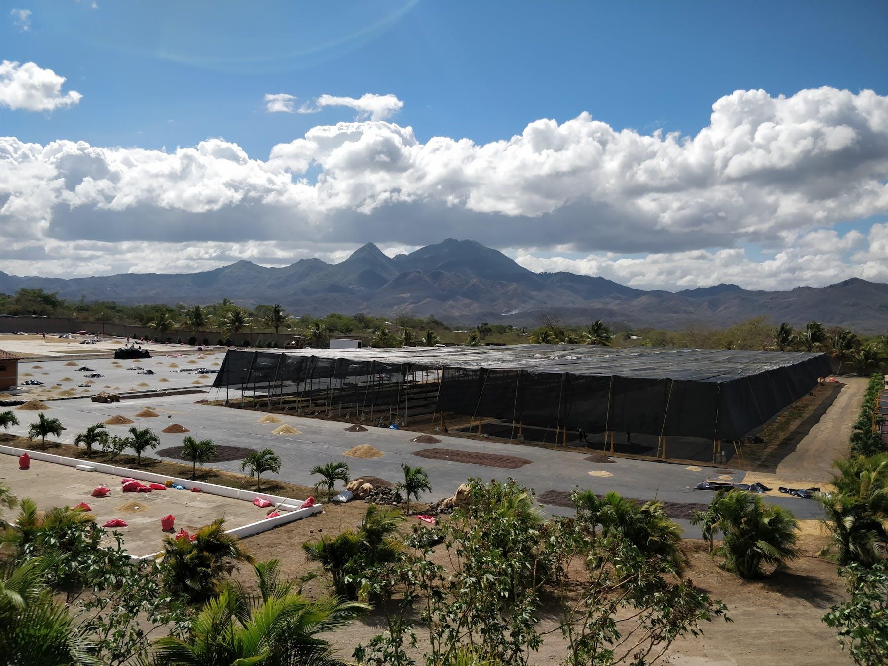 Beneficio Las Segovias Drying Spaceship